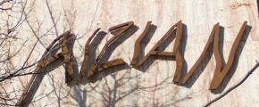 El restaurante Aizian, Estrella Michelín  1