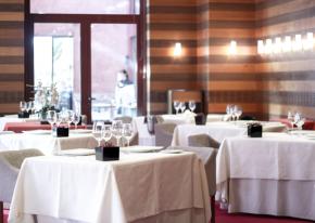 El restaurante Aizian, Estrella Michelín  2