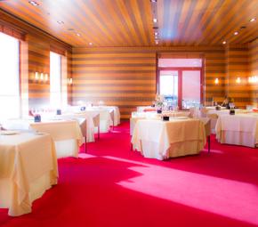 El restaurante Aizian, Estrella Michelín  3