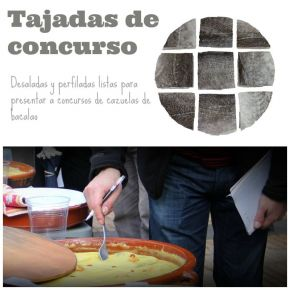 TAJADAS PERFILADAS DE CONCURSO 2